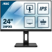 "AOC Pro-line 24P2Q LED display 60,5 cm (23.8"") 1920 x 1080 Pixeles Full HD Negro"