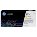 HP 651A Origineel Geel 1 stuk(s)