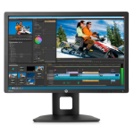 "HP Z24i computer monitor 61 cm (24"") LED Black"