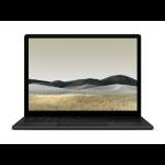 "Microsoft Surface Laptop 3 Portátil 34,3 cm (13.5"") Pantalla táctil Intel® Core™ i7 de 10ma Generación 16 GB LPDDR4x-SDRAM 256 GB SSD Wi-Fi 6 (802.11ax) Windows 10 Pro Negro"