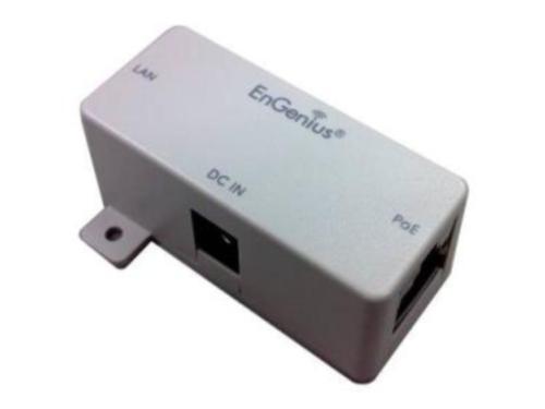 EnGenius EPE-1212 Gigabit Ethernet 24V PoE adapter