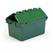 FSMISC 64L GREEN CONTAINER  LID 306598