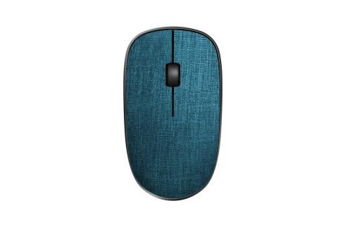 Rapoo 3510 Plus mice RF Wireless Optical 1000 DPI Ambidextrous Black, Blue