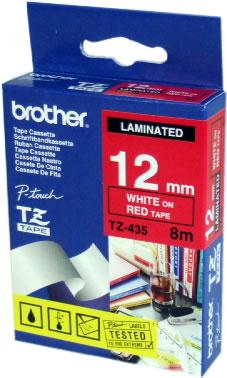 Brother TZe-435 cinta para impresora de etiquetas TZ