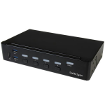 StarTech.com 4-Port HDMI KVM Switch - USB 3.0 - 1080p