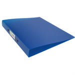 Q-CONNECT Q CONNECT RING BINDER FROSTED BLUE