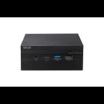 ASUS PN60-BB3070ML PC/workstation barebone mini PC Black i3-8130U 2.2 GHz