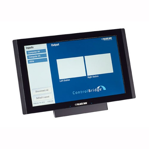Black Box CB-TOUCH12-T touch screen monitor 30.5 cm (12