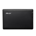 PNY PowerPack CC2500 Lithium-Polymeer (LiPo) 2500mAh Zwart powerbank