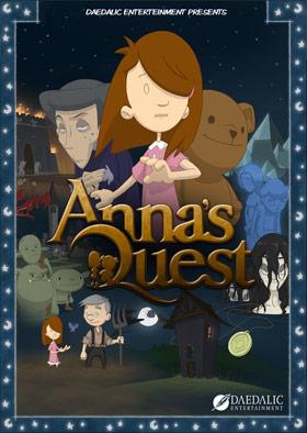 Nexway Anna's Quest Video game downloadable content (DLC) PC/Mac/Linux Español