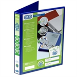 Elba 400008415 ring binder PVC Blue