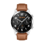 "Huawei WATCH GT 2 3.53 cm (1.39"") 46 mm AMOLED Stainless steel GPS (satellite)"
