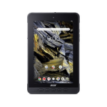 "Acer ENDURO ET108-11A 64 GB 20.3 cm (8"") ARM 4 GB Wi-Fi 5 (802.11ac) Android 9.0 Black"