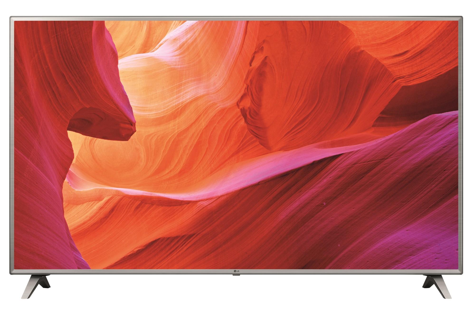 "LG 50UK6500PLA 50"" 4K Ultra HD Smart TV Wi-Fi Grey LED TV"