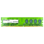 2-Power 1GB DDR2 800MHz DIMM Memory - replaces A0763219 memory module