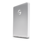 G-Technology G-DRIVE Mobile USB-C external hard drive 1000 GB Silver