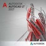 Autodesk AutoCAD LT 2017, 1U, 3Y + AS