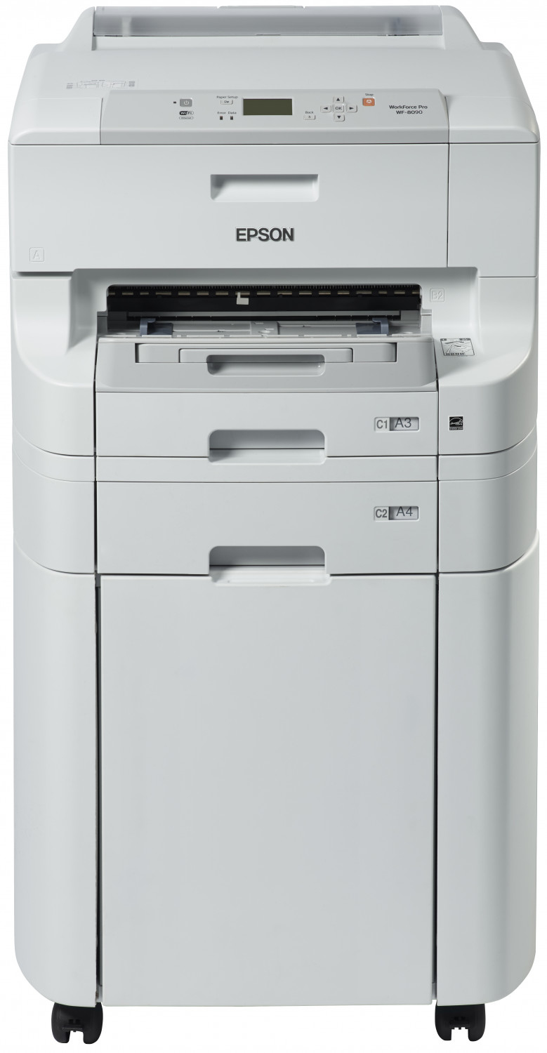 Epson WorkForce Pro WF-8090 DTWC inkjet printer Colour 4800 x 1200 DPI A3+ Wi-Fi