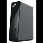 Lenovo ThinkPad Basic USB 3.0 Dock Black notebook dock/port replicator