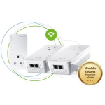 Devolo Magic 2 WiFi next 2400 Mbit/s Ethernet LAN Wi-Fi White