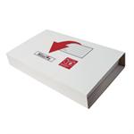 Bankers Box MISSIVE MAILING BOX 395X310X70MM PK10