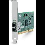 Allied Telesis 1000SX (LC) desktop fiber Gigabit Network Interface Card (PCI-X) 1000Mbit/s