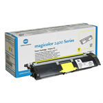 Konica Minolta A00W131 (171-0589-001) Toner yellow, 1.5K pages @ 5% coverage