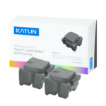 Katun 39400 compatible Dry ink in color-stix, 4.3K pages, Pack qty 2 (replaces Xerox 108R00934)