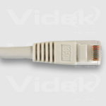 Videk Enhanced Cat5e UTP Patch Cable 3m Red networking cable