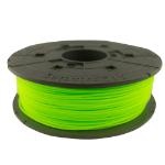 XYZPrinting XYZ PLA 1.75mm Neon Green Junior RFPLCXEU0AD