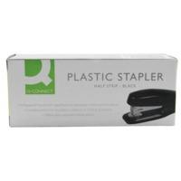 Q-Connect Black Stapler Half Strip