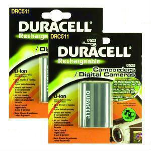 Duracell BUND511 rechargeable battery
