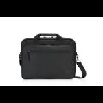 "DELL Premier Slim Briefcase 14 notebook case 38.1 cm (15"") Black"