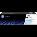 HP 19A Original Black 1 pc(s)