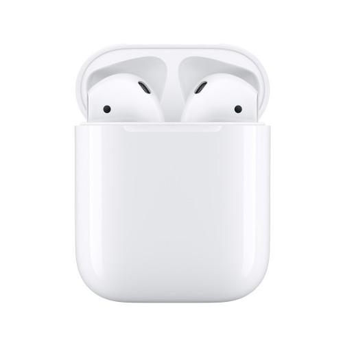Apple AirPods (2nd generation) MV7N2ZM/A mobile headset Binaural In-ear White