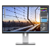 "DELL UltraSharp U2417HWi 23.8"" Full HD IPS Matt Silver computer monitor"