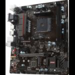 MSI A320M GRENADE AMD A320 Socket AM4 microATX motherboard