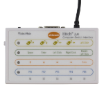 AbleNet Hitch 2 interface cards/adapter Serial 10000021ITA
