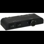 Microconnect MC-GEN-270 audio switch Black