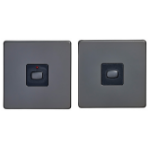 EnerGenie MIHO044 light switch Black