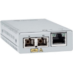 Allied Telesis AT-MMC2000/SC-960 convertidor de medio 1000 Mbit/s 850 nm Multimodo Gris
