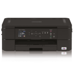 Brother DCP-J572DW multifunctional Inkjet 27 ppm 1200 x 6000 DPI A4 Wi-Fi