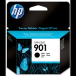 HP 901 Origineel Zwart