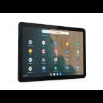 "Lenovo IdeaPad Duet Chromebook 25.6 cm (10.1"") Mediatek 4 GB 128 GB Wi-Fi 5 (802.11ac) Blue, Gray Chrome OS"