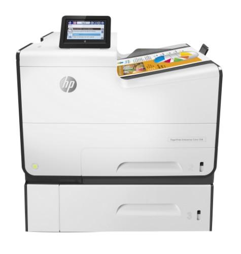 HP PageWide Enterprise Color 556xh Colour 2400 x 1200DPI A4 Wi-Fi inkjet printer