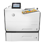 HP PageWide Enterprise Color 556xh Colour 2400 x 1200DPI A4 Wi-Fi inkjet printer