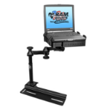 RAM Mounts No-Drill Laptop Mount for '91-11 Ford Crown Victoria + More