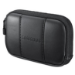 Samsung Black Synthetic Leather Compact Case