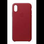 """Apple MQTE2ZM/A 5.8"""" Skin case Red mobile phone case"""