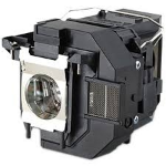 Epson Original Inside lamp for the Home Cinema 2100 projector. Replaces: ELPLP96 / V13H010L96 Identical pe